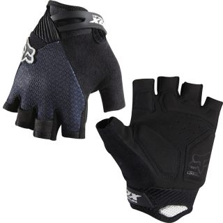 2012 Fox Racing Reflex Gel MTB Road Bike Cycling Cycle Short Finger Gloves Mitts