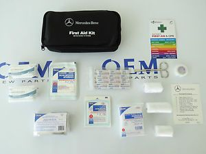 Mercedes Benz First Aid Kit Q4860026 New