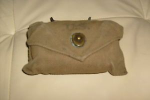 WWII US Army Canvas Pouch with Unopened First Aid Kit