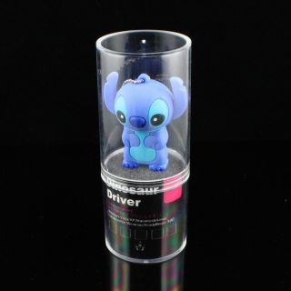 32GB Cartoon Figure Stitch USB Flash Drive Memory Stick Pen Drive and Box