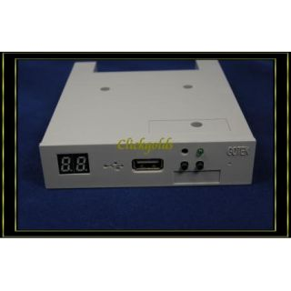 "3 5"" 720KB USB Floppy Disk Drive Emulator for Alps Panasonic Sony Ye Data w LCD"