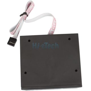 "3 x New High Quality 3 5"" Internal USB 2 0 Flash Multi Card Reader Black"