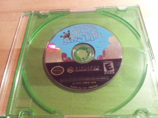 Super Mario Sunshine Nintendo GameCube Game 0045496960346
