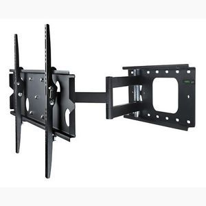 "Full Motion Wall Mount for Fit 32""37""40""42""46""50""51""55 inch Samsung LCD LED TV"