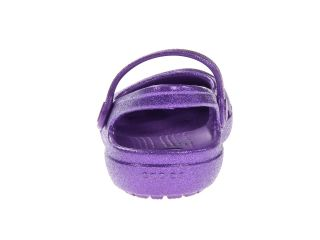 Crocs Shayna Hi Glitter Mary Jane Girls Flats Ballerina Kids Shoes