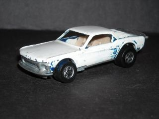 Vintage Hot Wheels 1974 Mustang Stocker