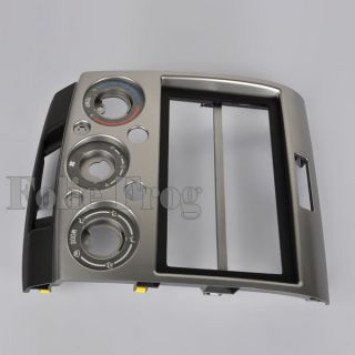 2 DIN Car DVD Player GPS Panel Frame for Ford Ranger Ford Escape Mazda BT 50