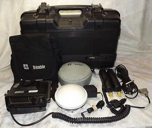 Trimble Basic Pathfinder GPS Antenna Bundle Aerospace Waterproof Hard Case