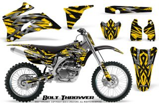 Yamaha YZ250F YZ450F 06 09 Graphics Kit Creatorx Decals Btynp