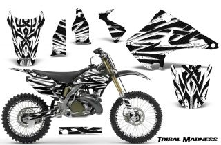 Kawasaki KX125 KX250 03 12 Graphics Kit Decals Creatorx TMWNR