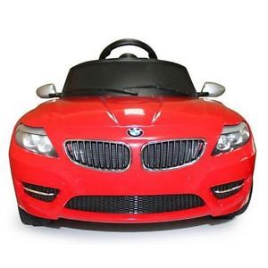 Licensed BMW Z4 Baby Kids Ride on Power Wheels Battery Toy Car Red