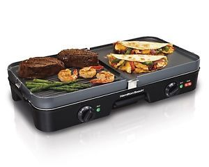 Electric Griddle Grill