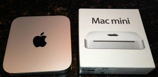 Apple Mac Mini Unibody 2 4GHz 2GB 320GB HDMI Mavericks Compatible MC270LL A WiFi 0885909340422
