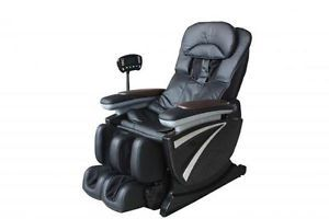 Full Body Zero Gravity Shiatsu Massage Chair Recliner Soft 3D Hand Massage EC01
