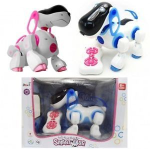 I Robotic Electronic I Robot Dog Remote Control Toy Pet Puppy for Kids Children