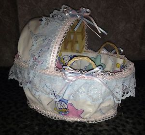 Disney Babies Mickey Minnie Mouse Bassinet Baby Shower Centerpiece Decoration