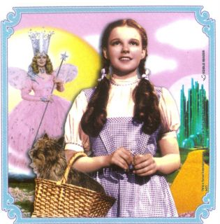 Wizard of oz Edible Cake Image Party Decoration