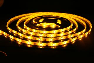 12V 5M 3528 5050 SMD LED Flexible Light Lamp Strip for Car Party Home Decoration