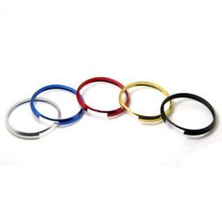 Key Fob Replacement Trim Ring for Mini Cooper JCW 08 on R58 R59 R56 R57 R60 R55