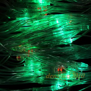 LED Decoration Net Light Christmas Party Wedding Fairy Multi Color String Lights