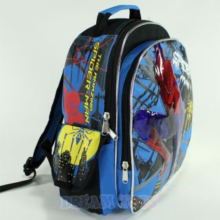 "12"" Marvel The Amazing Spider Man Spiders Small Backpack Bag Boys Spiderman"