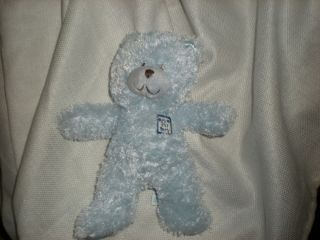 Kids Preferred Plush Bear Lovey Soft Baby Blue My Lovey First Teddy 8""