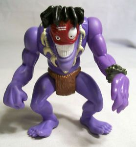 1998 Burger King Small Soldier Kids Meal Toy Gorgonite Insaniac Action Figure