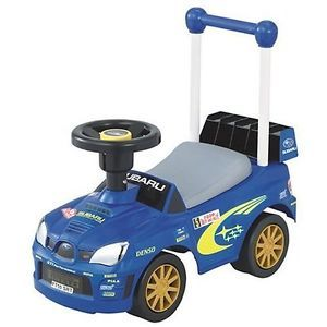 Japan Subaru Impreza Ride on Toy WRC Car for Kids Brand New Best for Gift