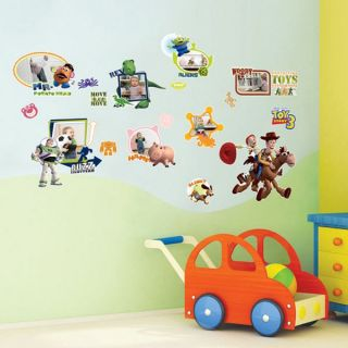 Toy Story Nursery Kid Wall Decals Stickers DS58395