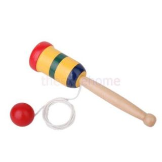Kendama Traditional Japanese Educate Game Ball Cup Toy