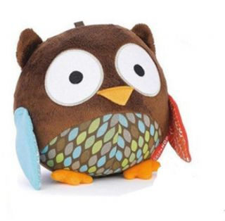 Owl Plush Soft Toy Baby Kid's Animal Mini Plush Soft Cloth Ball Toys