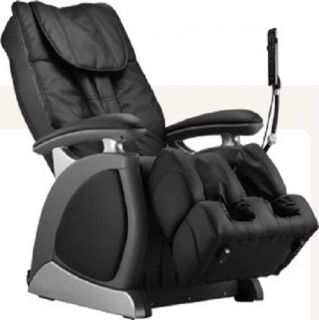 New Infinity It 7800 Taupe Reclining Full Body Massage Chair w 12 Air Bags