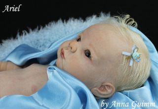 "So Real Reborn 24"" Toddler Baby Girl ""Chloe Camille"" by Ann Timmerman Now Axelle"