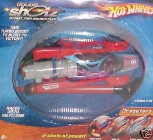 New Hot Wheels Toy Playset Car Toys Hot Shotz Launcher
