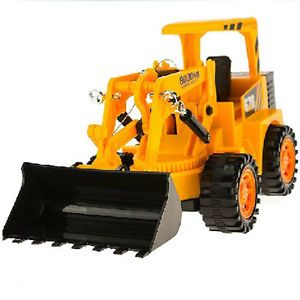 Heavy Duty Kids Wireless Remote Control Excavator Truck Toy RC Off Road New