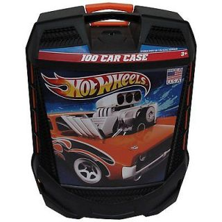 Hot Wheels 100 Diecast Car Case