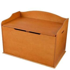 Large Toy Box Chest Bench Nursery Storage Childrens Baby Wooden Wood Furniture