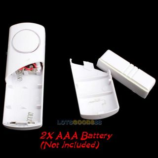 New Home Safety Wireless Longer System Security Device Door Window Burglar Alarm