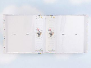 Me to You Tatty Teddy Bear Newborn Baby Photo Album Shower Gift New 200 Pictures