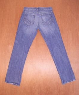 Mens William Rast Jeans Size 30 x 32 Button Fly
