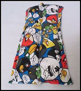 Small Heating Cooling Pad Microwavable Therapeutic Corn Bag Angry Birds