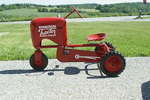 1950's BMC Senior Heavy Duty Pedal Tractor