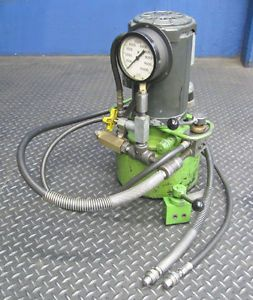 Greenlee Heavy Duty Hydraulic Power Pump