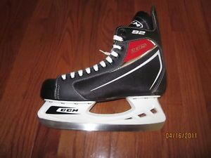 New CCM 92 SR Ice Hockey Skate Left Skate Only 8