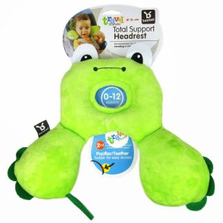 Baby Kids Total Support Headrest Safety Security Seat Pillow Cushion U Shape Toy