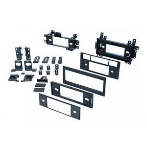 509 Radio Mounting Stereo Install Installation Single DIN Aftermarket Dash Kit