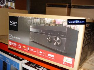 Sony Str DH740 7 2 Channel Home Theater Audio Video Receiver Amp STRDH740 New