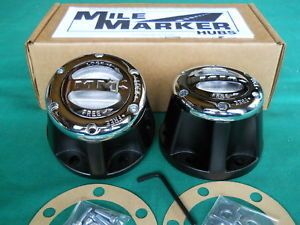 Mile Marker Locking Hubs Lock Out Hubs Jeep CJ 1945 70