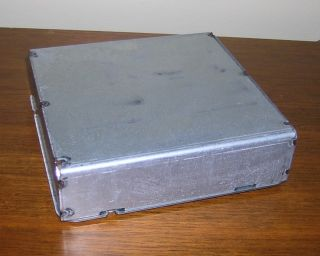 "Large Heavy Duty Enclosure Project Box 6"" x 6"" Guitar Effects Pedal Stompbox"
