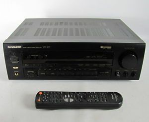 Pioneer VSX 453 Audio Video Stereo Home Theater Receiver
